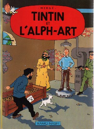 tintin and alph art pdf free